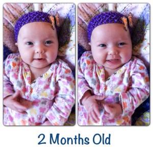 Zia 2 months